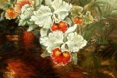 lukisan-sunarno-anggrek_cattleya