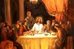 lukisan-sunarno-jalan_salib_perjamuan_terakhir