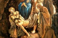 lukisan-sunarno-jalan_salib_yesus_dikuburkan