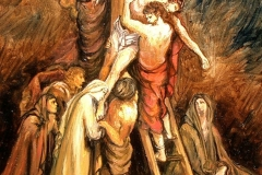 lukisan-sunarno-jalan_salib_yesus_diturunkan_dari_salib