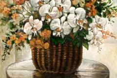 lukisan-sunarno-rangkaian_bunga